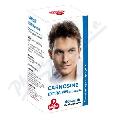 Zobrazit detail - Carnosine Extra PM pro muže cps. 60
