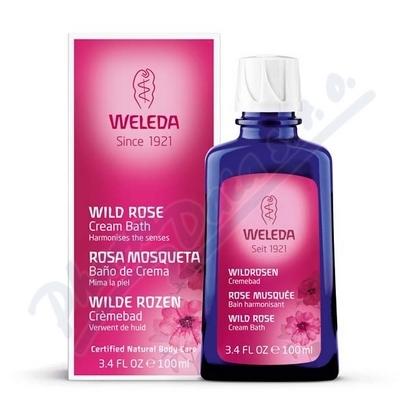 Zobrazit detail - WELEDA Růžová koupel harmonizující 100ml