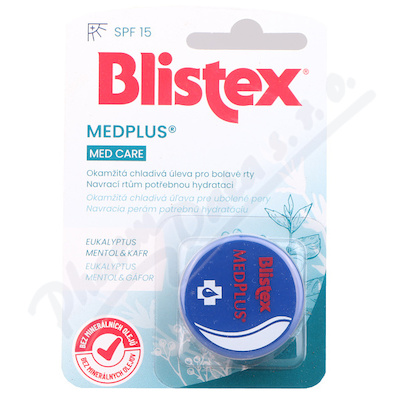Blistex MedPlus 7ml