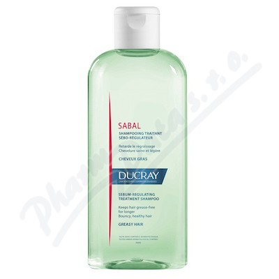 Zobrazit detail - DUCRAY Sabal shamp. 200ml mastné vlasy