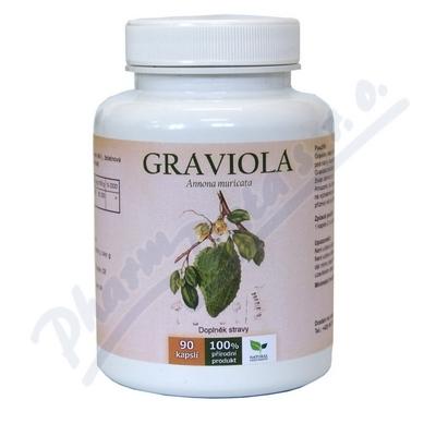 Zobrazit detail - Natural Medicaments Graviola cps. 90