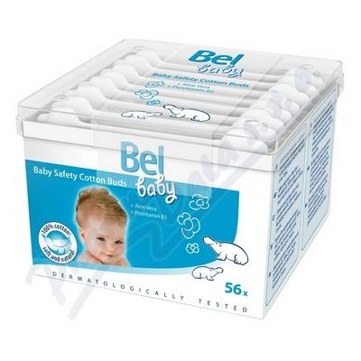 Zobrazit detail - Bel Baby dětské vatové tyčinky 56ks