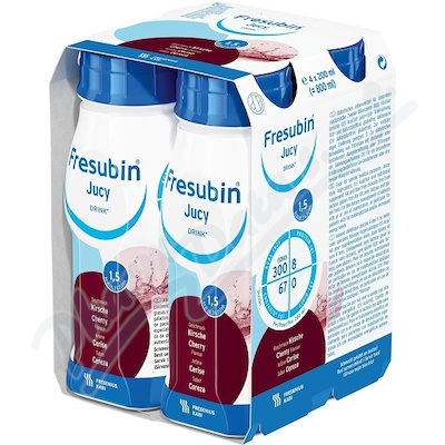 Fresubin Jucy drink přích.višňová por.sol.4x200ml