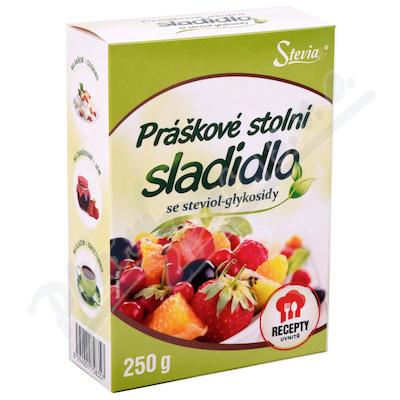 Zobrazit detail - Stevia Sypké stolní sladidlo 250g