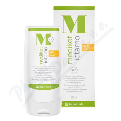 Zobrazit detail - Mediket Ictamo šampon 80ml
