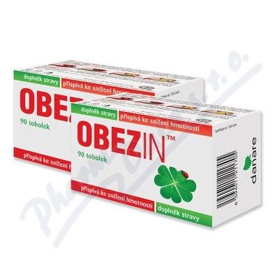 Zobrazit detail - OBEZIN 2x90 tob.  cenově výhodné balení