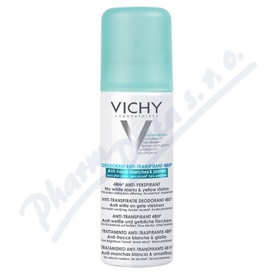 Zobrazit detail - VICHY DEO spray Anti traces 125ml