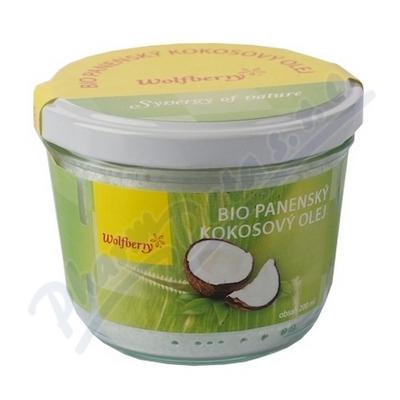 Zobrazit detail - Bio panenský kokosový olej 200ml