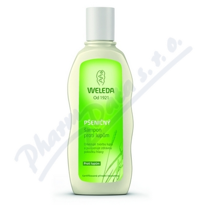Zobrazit detail - WELEDA Pšeničný šampon proti lupům 190g