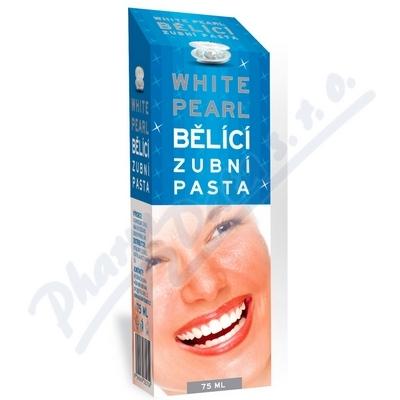 Zobrazit detail - White Pearl bělící zubní pasta 75ml