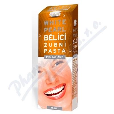 Zobrazit detail - White Pearl bělící zubní pasta pro kuřáky 75ml