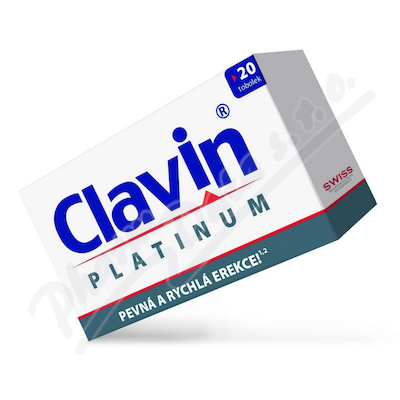 Zobrazit detail - Clavin PLATINUM tob. 20