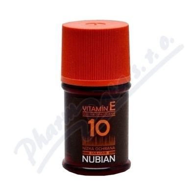 Zobrazit detail - Nubian olej na opalovaní OF10 60ml