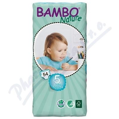 Zobrazit detail - BAMBO Nature Junior plen. k.  12-22kg 54ks