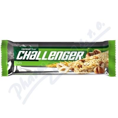 Zobrazit detail - Fit Musli tyčinka Challenger ořechová 45g