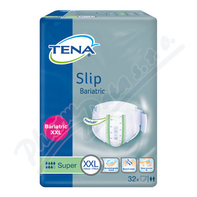 Inkont.kalh.abs.TENA Slip Stretch XXL 32ks 61490