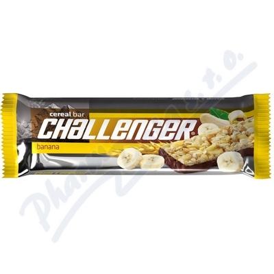 Zobrazit detail - FIT Musli tyčinka Challenger banán a kakao 45g