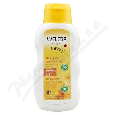 Zobrazit detail - WELEDA Měsíčkový kojenecký olej 200ml