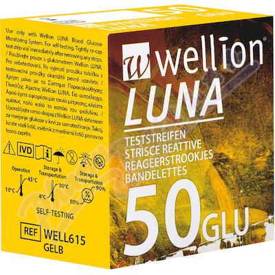 Zobrazit detail - Testovací proužky Wellion LUNA DUO 50 ks