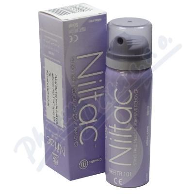 Zobrazit detail - Odstraňovač medicínských adheziv NILTAC sprej 50ml
