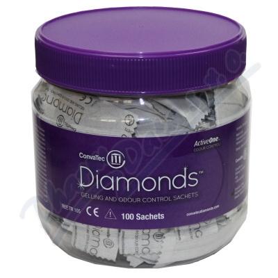 Zobrazit detail - Gelující sáčky Diamonds 100 ks