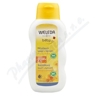 Zobrazit detail - WELEDA Měsíčková koupel s bylinami 200ml
