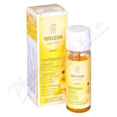 Zobrazit detail - WELEDA Měsíčkový kojenecký olej 10ml