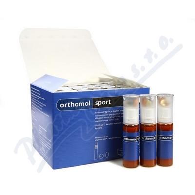 Orthomol Sport 30 lahvi�ek + tob.30 + tbl.30