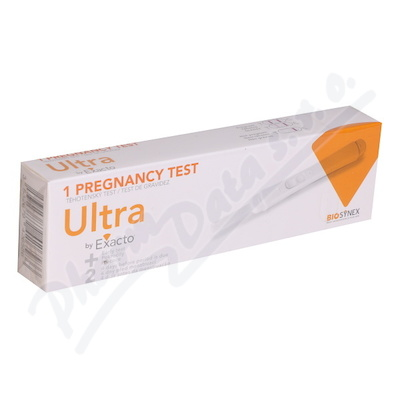 Zobrazit detail - T�hotensk� test EXACTO ULTRA ty�inka NEW