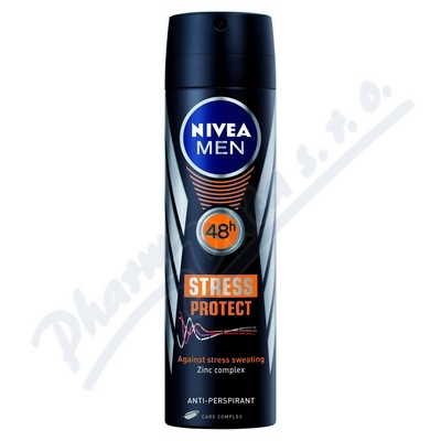 NIVEA Deo MEN Sprej AP Stress Protect 150ml