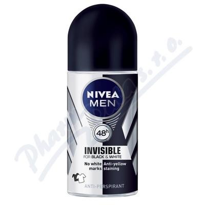 Zobrazit detail - NIVEA Deo MEN Kuličkový AP B&W Power 50ml