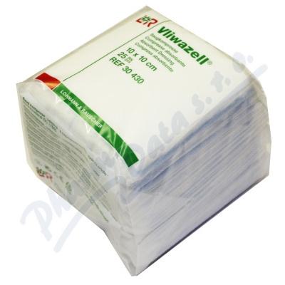 Komprese Vliwazell nester.vys.absorp. 10x10cm 25ks