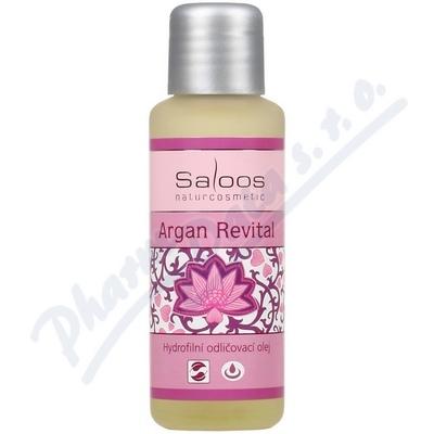 Zobrazit detail - SALOOS Hydrofilní odlič.  olej Argan Revital 50ml