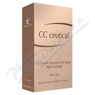 Zobrazit detail - FC CC ceutical krém proti vráskám vysoce krycí30ml