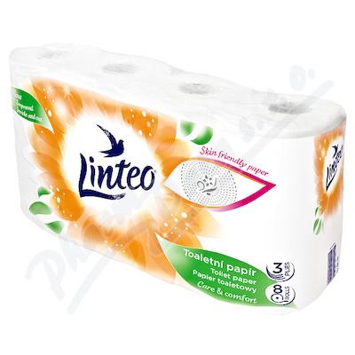 Zobrazit detail - Toaletní papír LINTEO 3 vrst.  8ks