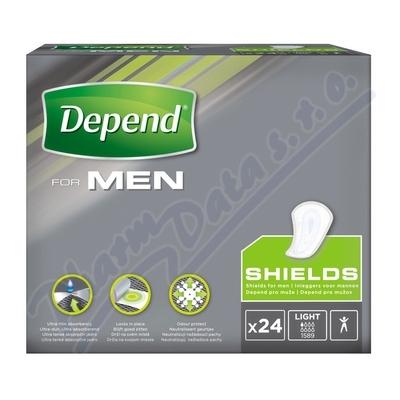 Zobrazit detail - Depend kapsy pro muže 1 24ks