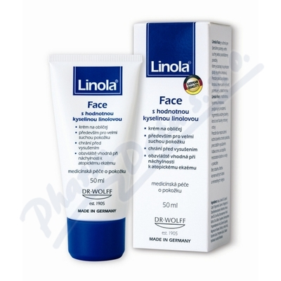 Zobrazit detail - Linola Face 50ml