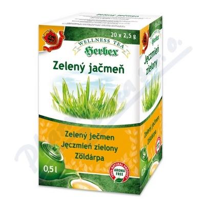 HERBEX Zelený ječmen 20x2.5g