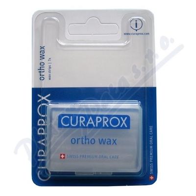 Zobrazit detail - CURAPROX ortho wax 7x0. 53g