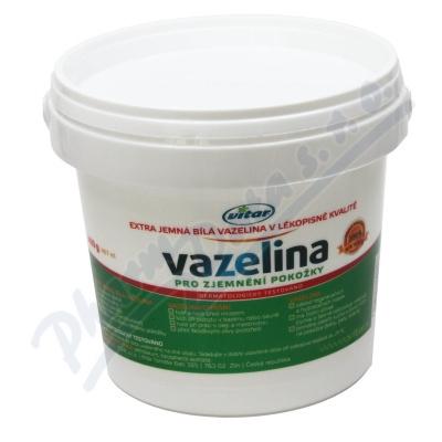 Zobrazit detail - Vitar Vazelina extra jemná bílá 400g