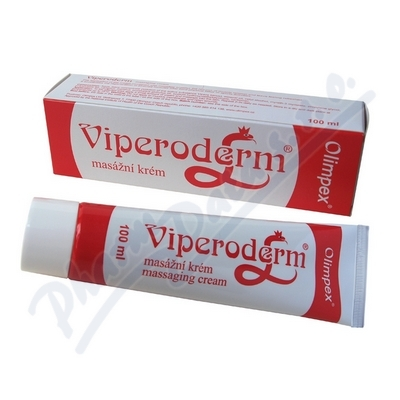 Olimpex Viperoderm kr�m s had�m jedem 100ml - tuba