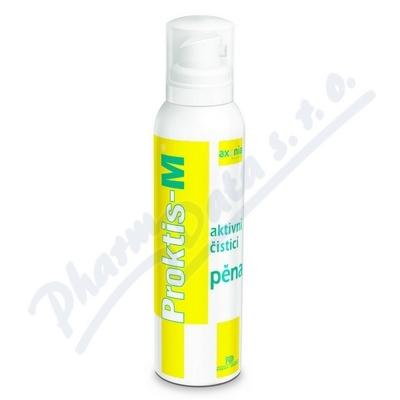 Zobrazit detail - PROKTIS-M aktivní čisticí pěna 150 ml