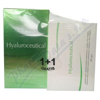 Zobrazit detail - FC Hyaluroceutical 30ml +Hyaluro. cps. 60 ZDARMA