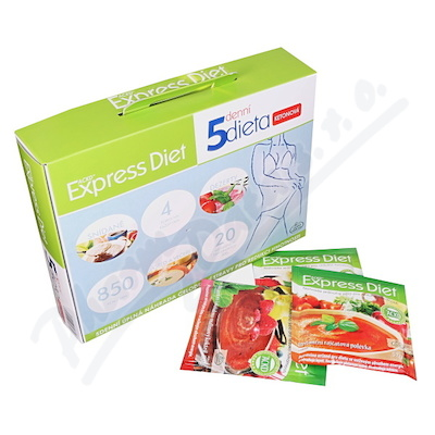 Zobrazit detail - Good Nature Express Diet 5den. diet. protein 20x55g