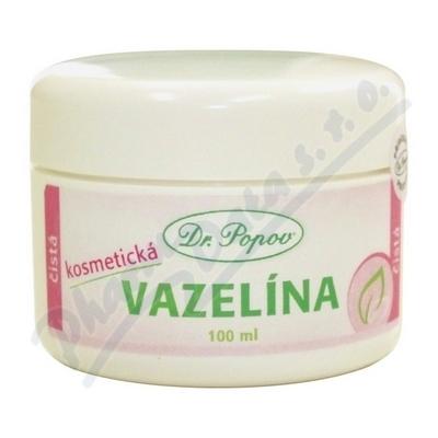 Zobrazit detail - Dr. Popov Kosmetická vazelína čistá 100ml