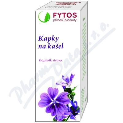 Zobrazit detail - FYTOS Kapky na kašel 50ml