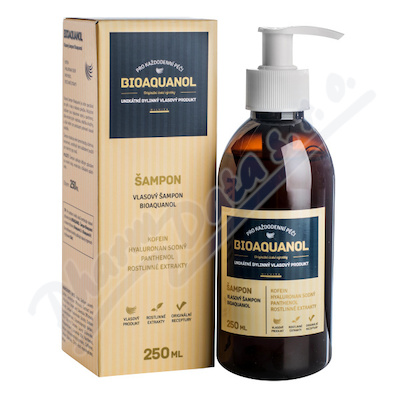 Zobrazit detail - Bioaquanol Vlasový šampon 250ml