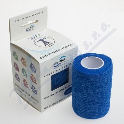 KineMAX Cohesive elast.samofix.7.5cmx4.5m modré