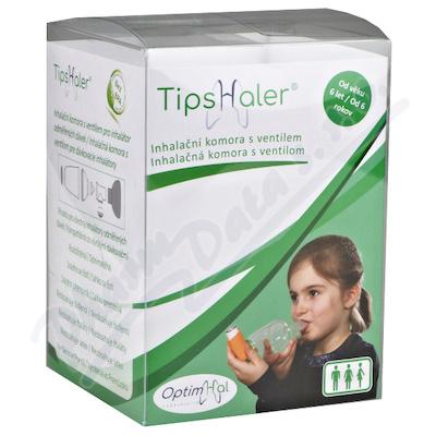 Zobrazit detail - Tips-haler inhalační nástavec od věku 6 let