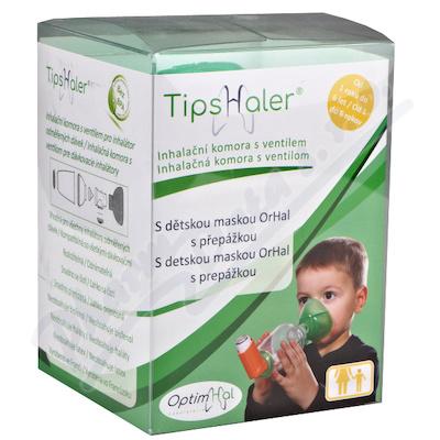 Zobrazit detail - Tips-haler inhalační nástavec pro děti do 6 let